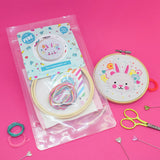 'Easter Bunny' Embroidery Kit