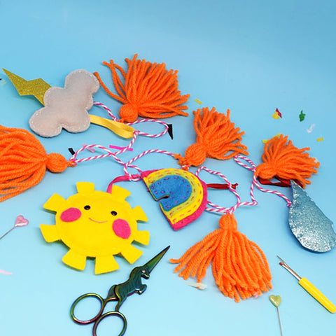 'Bless the Weather' Garland KIT