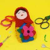 'Doll' Felt Sewing Kit