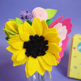 SPRING POSY FELT CRAFT KIT