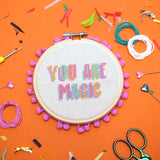 'You are Magic' Cross Stitch Kit