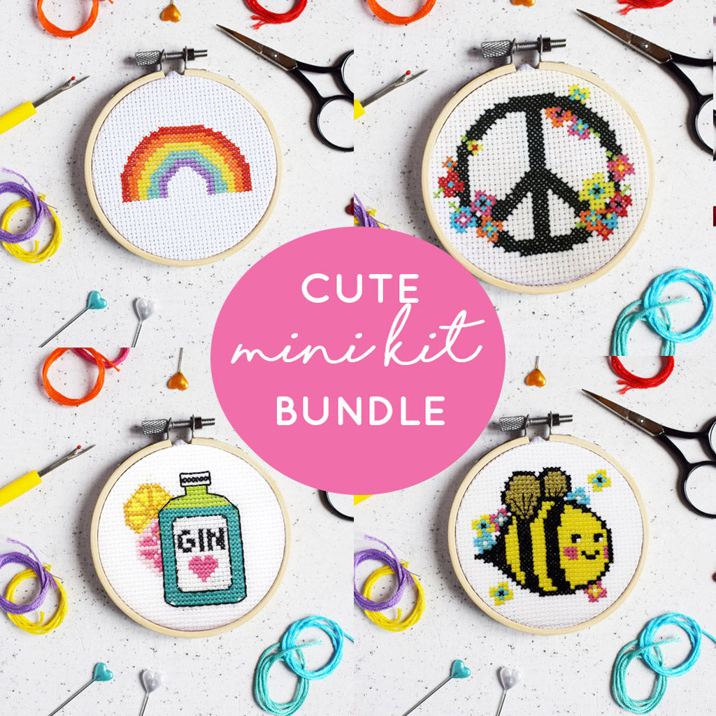 Cute Mini Kit Bundle!
