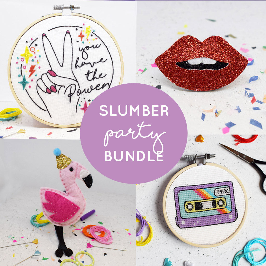 Slumber Party Bundle!