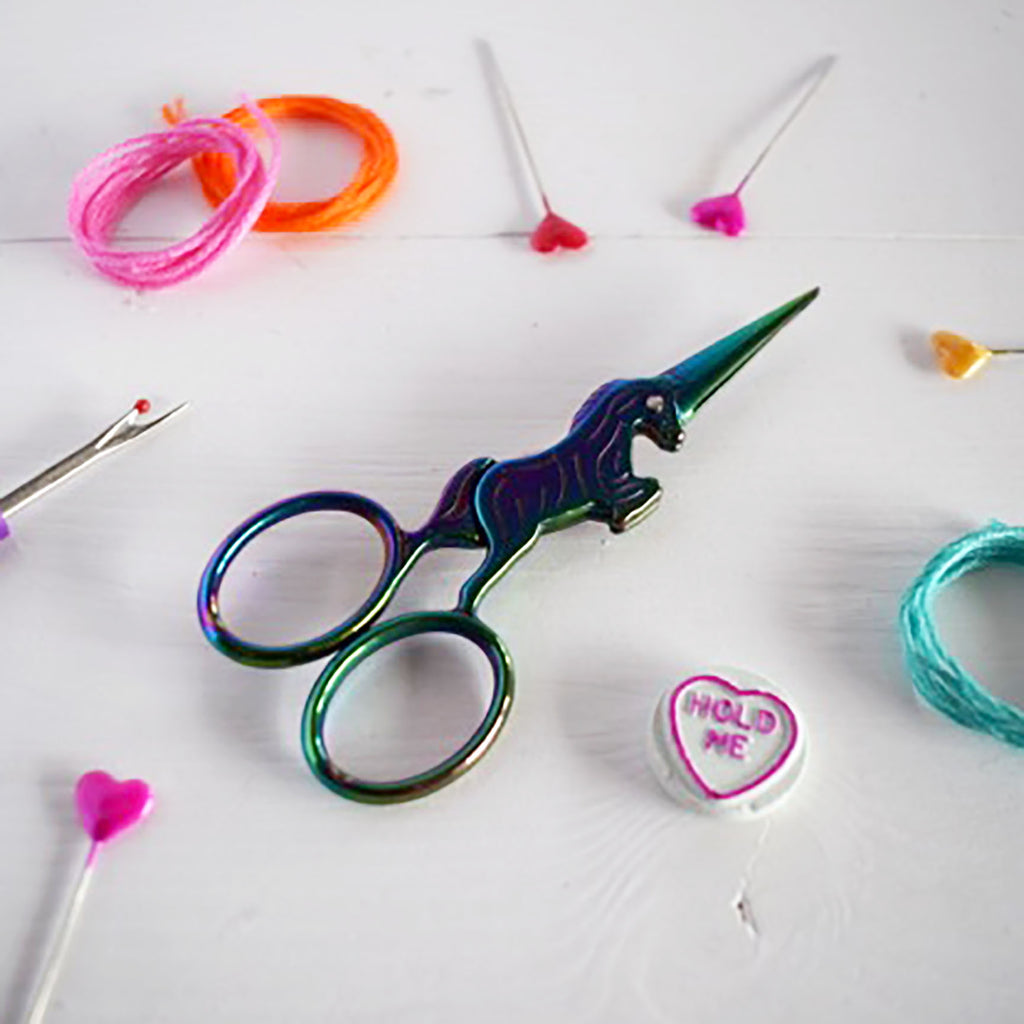 Unicorn Needlework Scissors