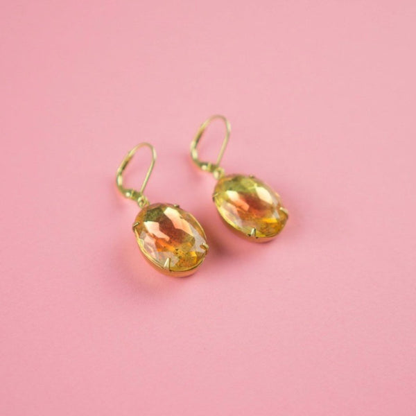 Ranunculus Earrings