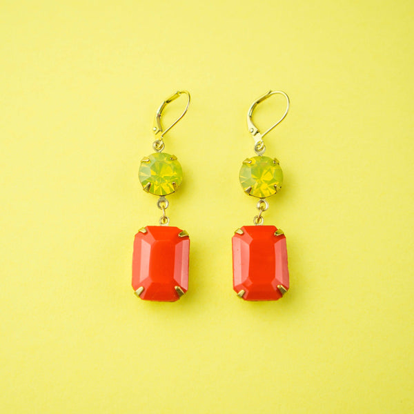 Poppy Joyful Earrings