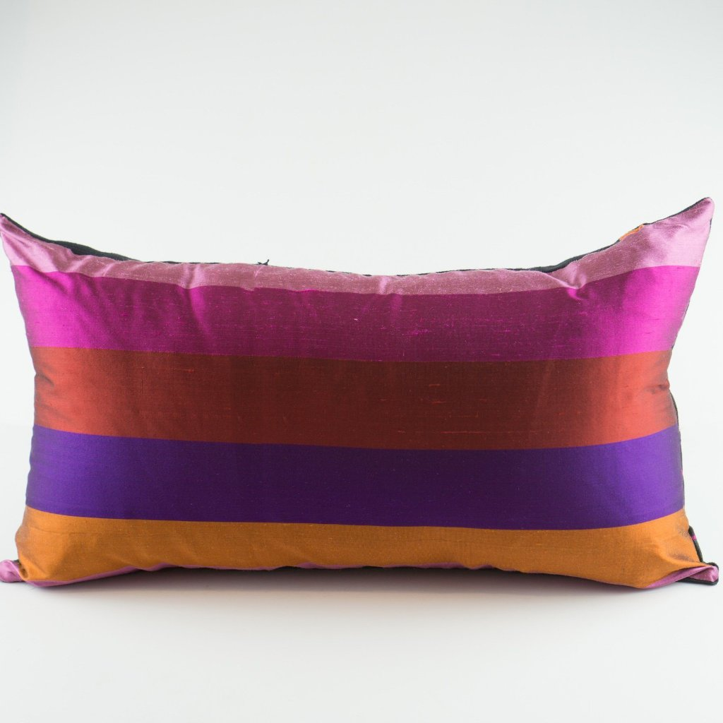 Insane Stripes Pillow Cover