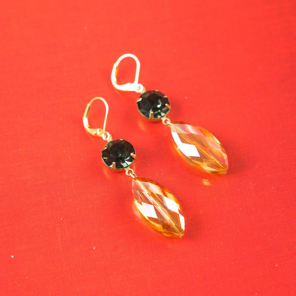Romantic Brooder Earrings