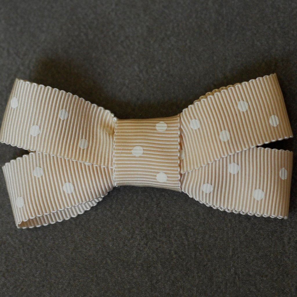 Simple Sass Bow
