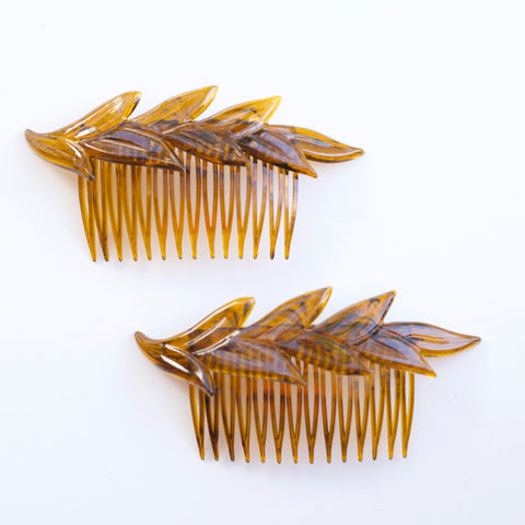 Tortoise Combs Set