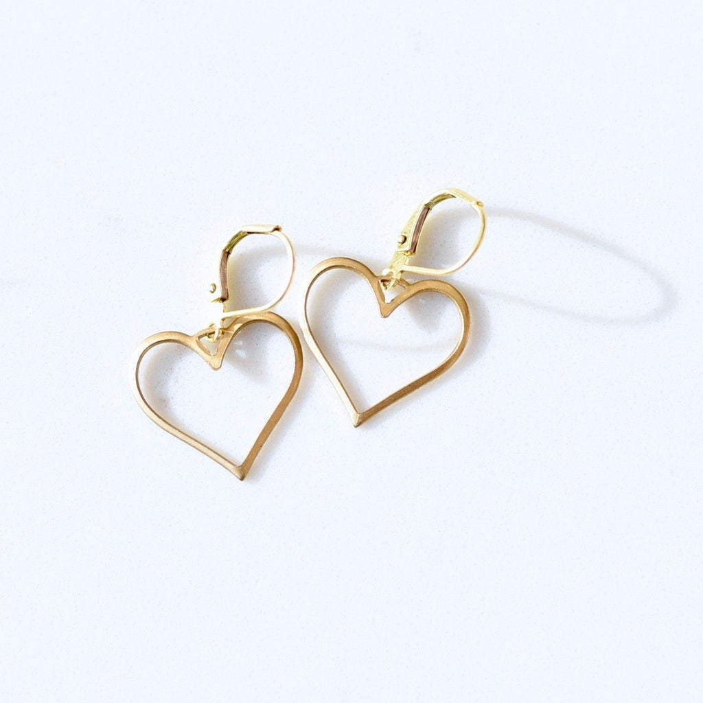 Shape of my Heart Earrings