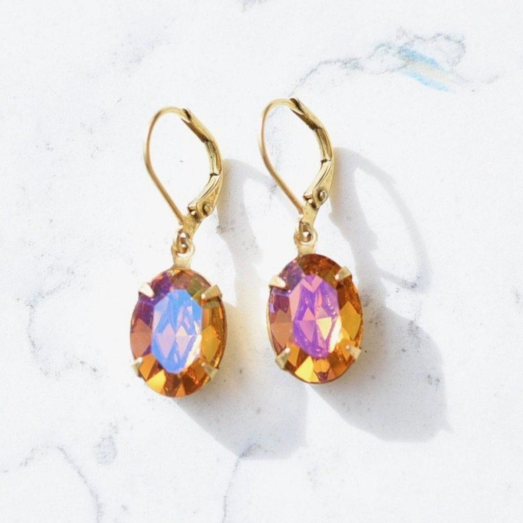 Sunrise, Sunset Earrings
