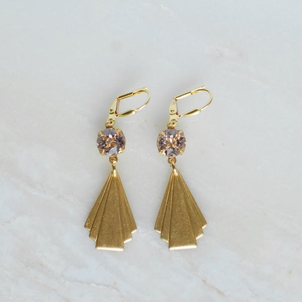 Grand Central Earrings