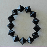 Vintage Black Diamond Bracelet