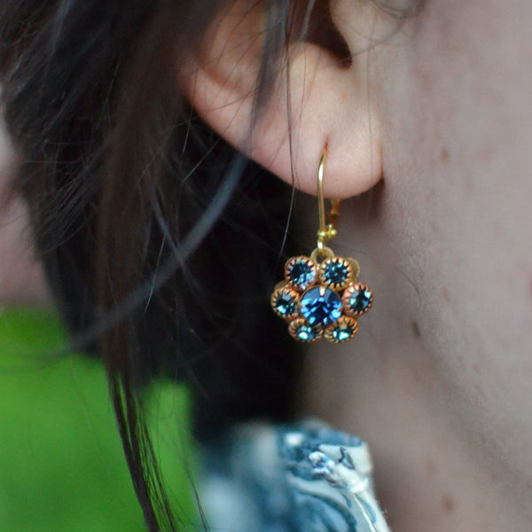 Vintage Guinevere Earrings
