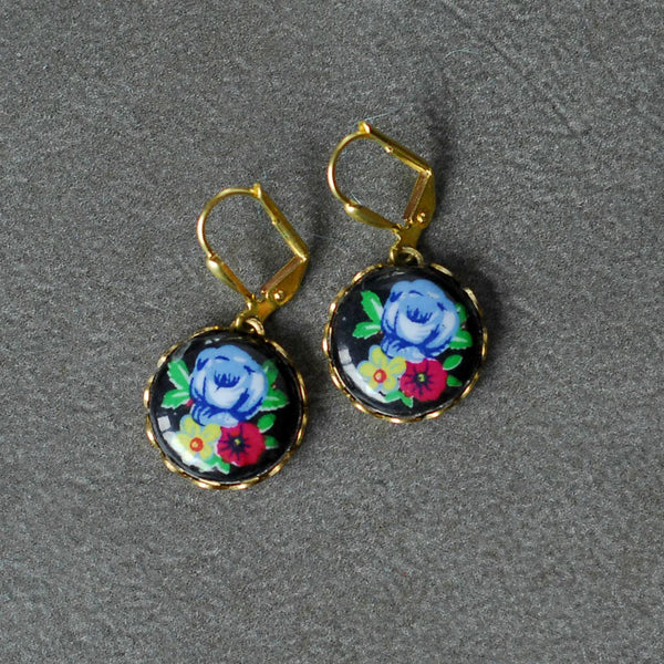 Vintage Lizzy Earrings