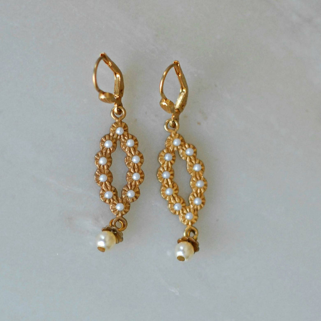 Femininity Earrings