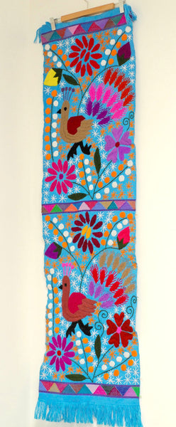One-of-a-Kind Mexican Textile