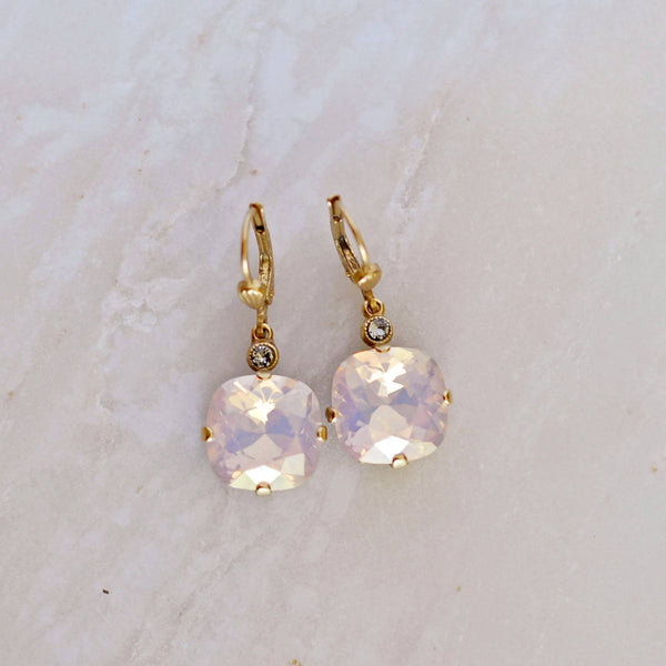 Pink Champagne Earrings