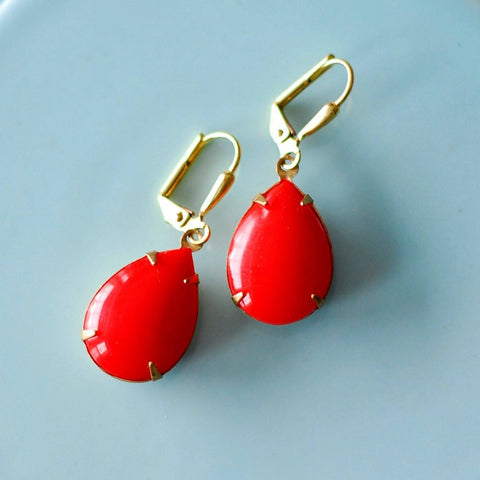 Vintage Emily Earrings