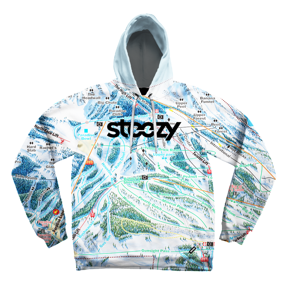 Crested Butte Hoodie - Steezy.com