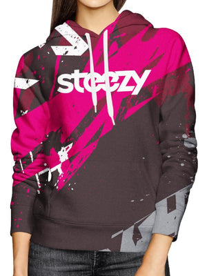 At The Track Hoodie - STEEZY