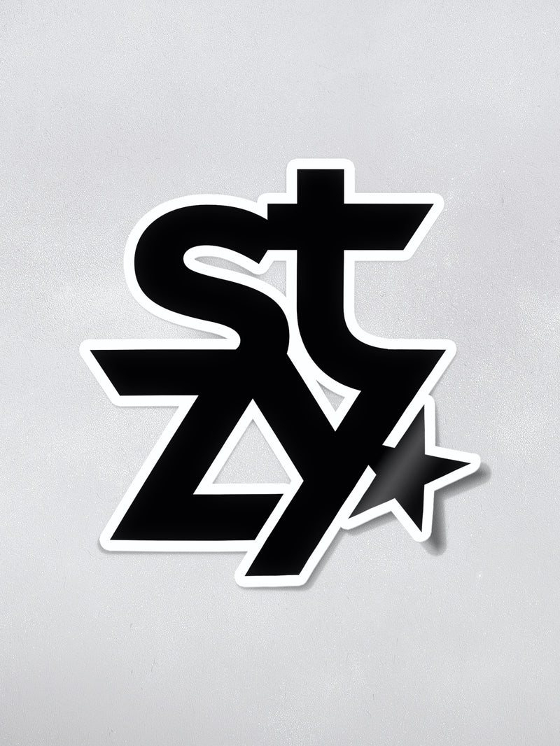 STZY Sticker - STEEZY
