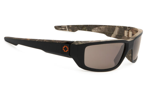 SPY DIRTY MO DECOY HAPPY BRONZE POLARIZED W/ BLACK MIRROR