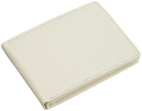 Fox Mens Core Wallet White One Size