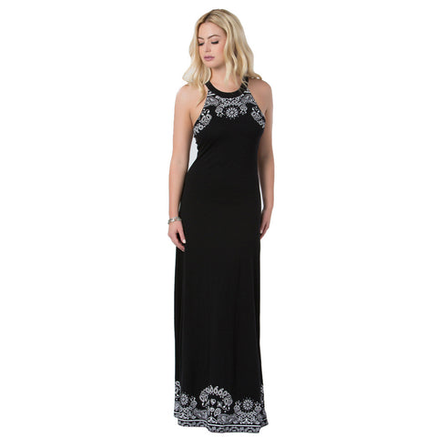 Metal Mulisha Womens Juliet Dress Black