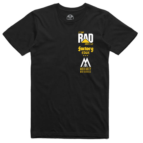 Factory Edge Mens Moriarty MX Collab Tee