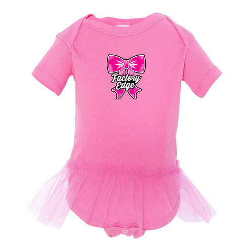 Factory Edge Infants Wings TUTU Onesie Pink