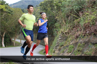TXG compression socks for active sports people