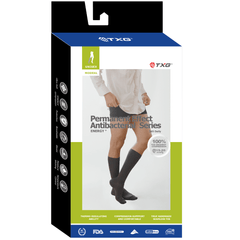 TXG Antibacterial Flight Socks