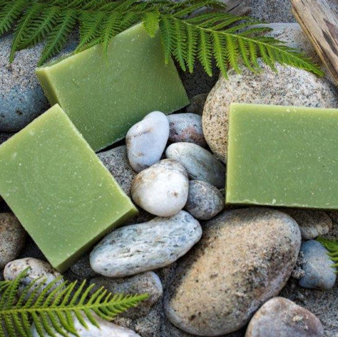 Ohana Soaps' natural hemp soap is made with a wonderful combination of patchouli and clary sage essential oils. We have added Vitamin E and jojoba for that skin-loving feel.