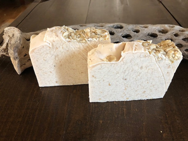 Goats Milk Soap with Oatmeal