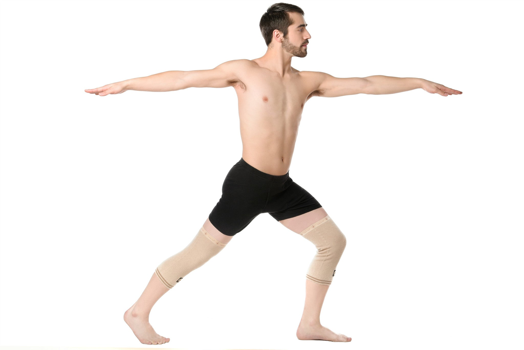 3bd7e28c94ada9 ... Camel Hug knee compression sleeves promote mobility while still  providing relief and comfort · The ...
