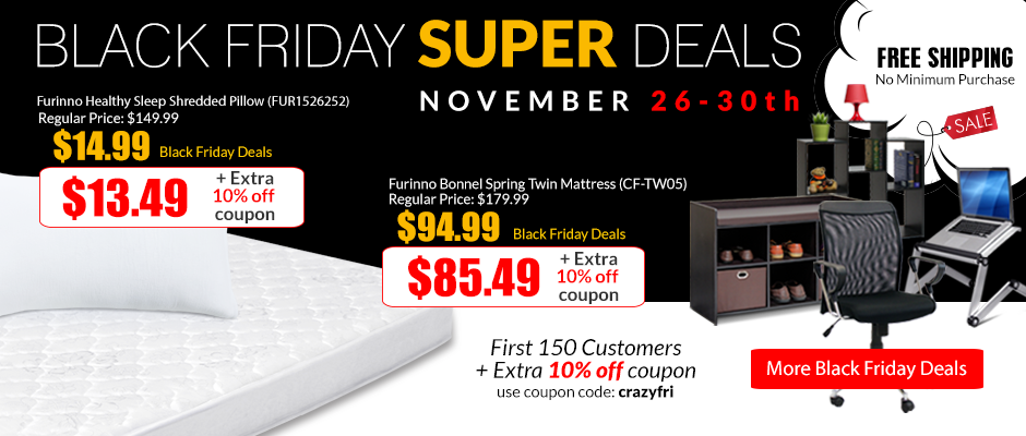 Furinno Black Friday Super Deals