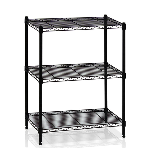 Furinno 3-Tier Wire Shelving WS15002