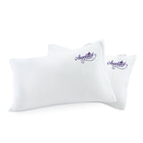 Furinno Angeland Shredded Pillow Visco Elastic Memory Foam, 2-PACK, CertiPUR-US Certified, 5 Year Warranty, QUEEN
