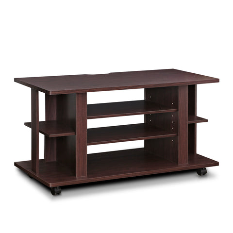 Furinno 4-Tier Low Rise Tatami TV Stands FL-1000EX