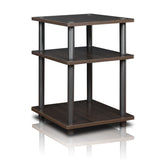 Furinno Multipurpose Shelf 15095BW/BK