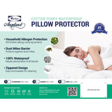Furinno Waterproof Pillow Protector 2PP05102Q SET OF 2