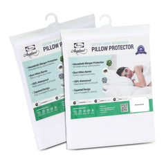 Furinno Waterproof Pillow Protector 2PP05103K SET OF 2