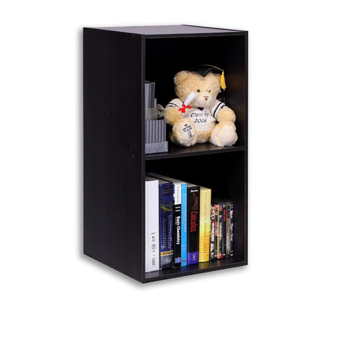 Furinno Open Cube Tall Storage with Shelf 11013EX