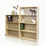 Furinno 4 Tier Open Shelf 11209CWN