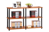 Furinno Turn-N-Tube 3-Tier Double Size Storage Display Rack (99130)