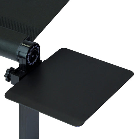 Furinno Folding Laptop Notebook Tray Stand MP01-BK