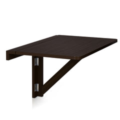 Furinno Wall-Mounted Drop-Leaf Folding Table (FNAJ-11019-1)