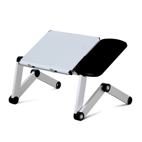 Furinno Ergonomics Multi-functional Laptop Desk Portable Bed Tray (D1)